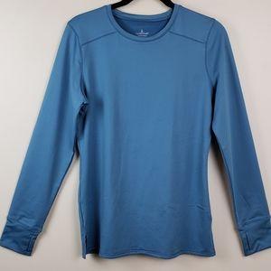 Cuddl Duds Thermawear Shirt size M